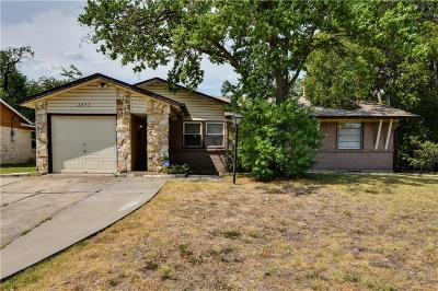Farmers Branch Single Family Home For Sale: 2977 Hollandale Lane
