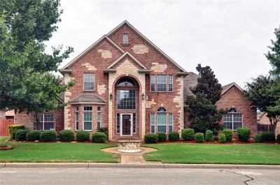 Cleburne Single Family Home Active Option Contract: 1106 Lynnwood Drive