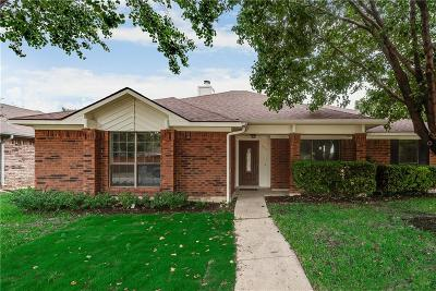 Coppell Single Family Home For Sale: 669 Thompson Drive