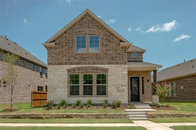 McKinney Single Family Home For Sale: 5101 Basham Lane