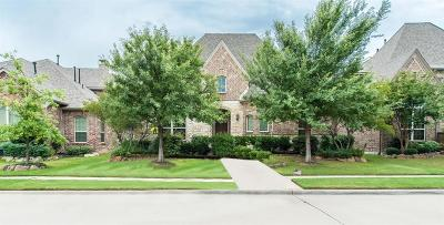 Allen Single Family Home For Sale: 2351 Palazzo Lane