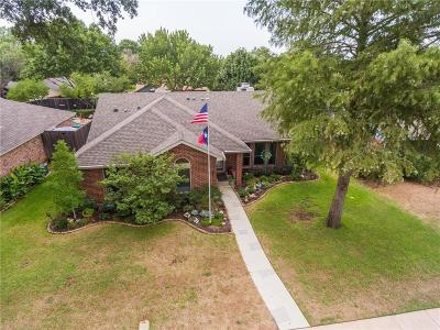 Flower Mound Single Family Home Active Contingent: 2908 Windsor Drive