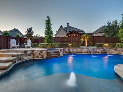 Mckinney Single Family Home Active Contingent: 6420 Lost Pines Drive