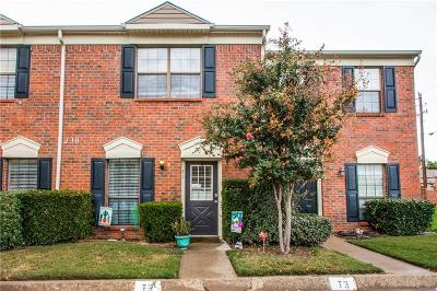 Coppell Condo For Sale: 238 Samuel Boulevard #3