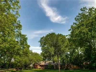 Dallas Residential Lots & Land For Sale: 6007 Meadow Road