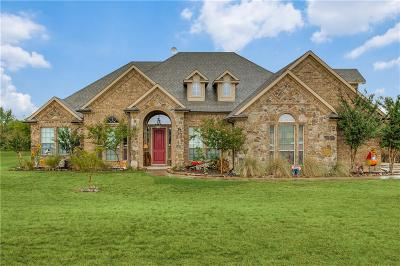Azle Single Family Home For Sale: 108 Crosshair Court