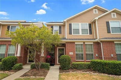 McKinney Townhouse For Sale: 2312 Stoneleigh Place