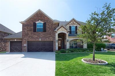 Collin County Single Family Home For Sale: 861 Twin Buttes Drive