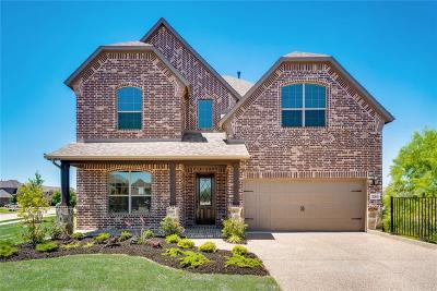 Prosper Single Family Home For Sale: 1261 Somerset Way