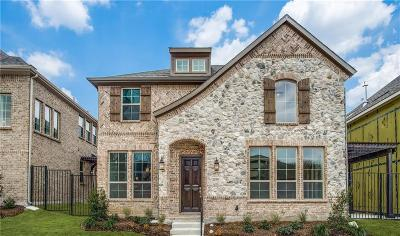 Richardson Single Family Home For Sale: 2479 Empire Drive