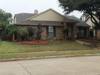 Flower Mound TX Single Family Home For Sale: $284,500