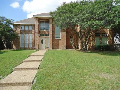 Rockwall Single Family Home For Sale: 1588 N Hills Drive