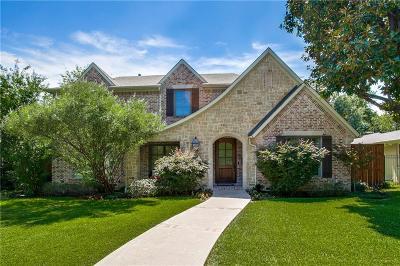 Dallas Single Family Home For Sale: 6832 Bob O Link Drive