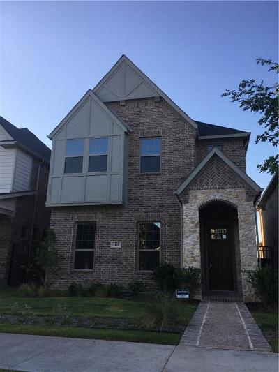 Arlington Residential Lease For Lease: 1410 French Violet Way