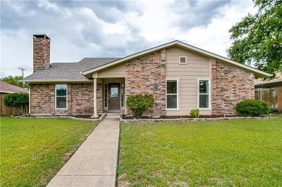 Plano Single Family Home For Sale: 3320 Claymore Drive