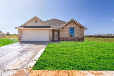 Granbury Single Family Home For Sale: 250 Jacinth Lane