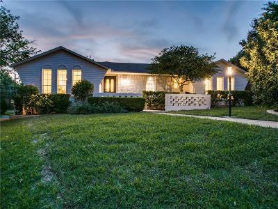 Dallas Single Family Home For Sale: 7005 Chantilly Lane