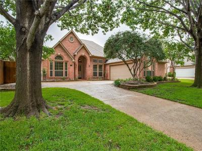 Coppell Single Family Home For Sale: 110 Westwind Drive