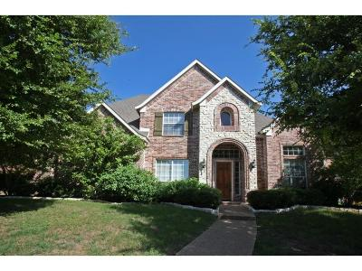 Allen  Residential Lease For Lease: 1200 Comanche Drive