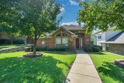 Rockwall, Fate, Heath, Mclendon Chisholm Single Family Home Active Option Contract: 1695 Cresthill Drive
