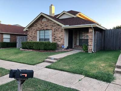 Mesquite Single Family Home For Sale: 1617 Liberty Lane