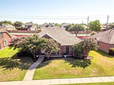 Rowlett Single Family Home For Sale: 7510 Belmount Road