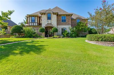 Keller TX Single Family Home For Sale: $649,900