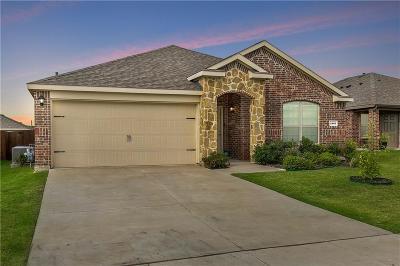Princeton Single Family Home For Sale: 1803 Prairie View Drive