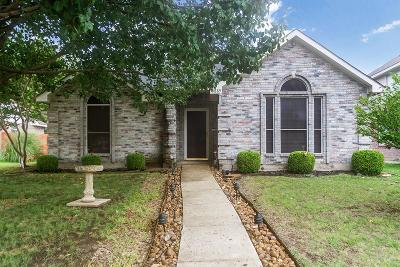 Rockwall Single Family Home For Sale: 3089 Wildflower Way