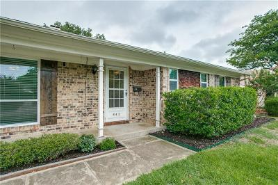 Richardson  Residential Lease For Lease: 642 Cambridge Drive