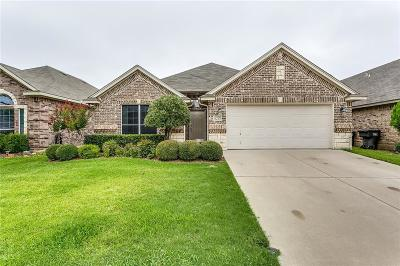 Fort Worth Single Family Home For Sale: 8213 Trinity Vista Trail