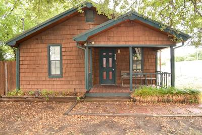 Stephenville TX Single Family Home For Sale: $72,000