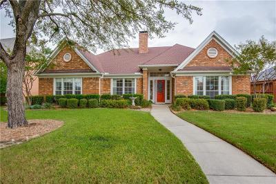 Carrollton Single Family Home For Sale: 2207 Creekridge Drive