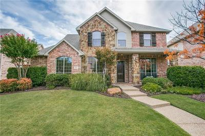 Plano TX Single Family Home Active Option Contract: $425,000