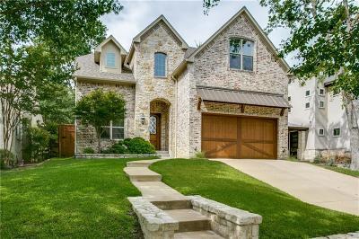 Dallas Single Family Home For Sale: 7114 Coronado Avenue