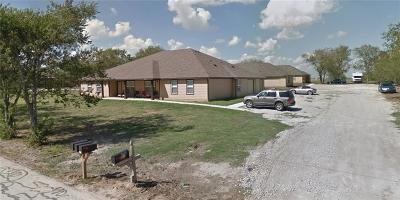 Denton County Multi Family Home For Sale: 6474 Gregg Road