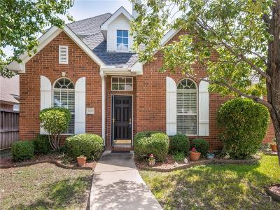 Lewisville Single Family Home For Sale: 1660 Yellowstone Avenue