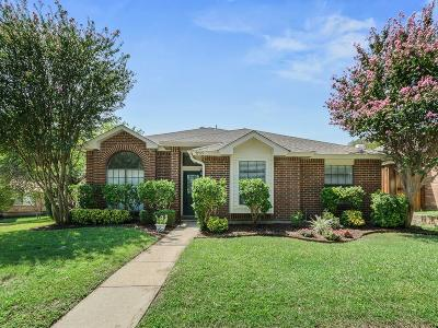 Plano Single Family Home For Sale: 7705 Circleview Court