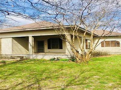 Navarro County Single Family Home For Sale: 110 E Gilmer Street