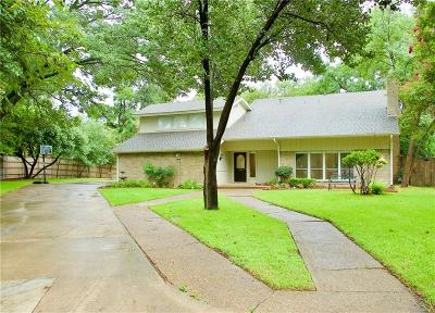 Collin County Single Family Home For Sale: 2908 Hunters Creek Place