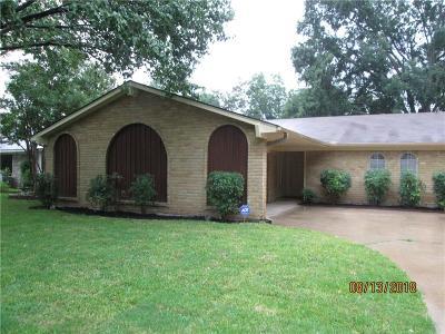 Bedford Single Family Home For Sale: 1520 Lexington Pl