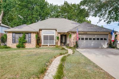 Grand Prairie Single Family Home For Sale: 4458 Kessler Street