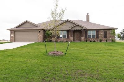 Springtown Single Family Home For Sale: 130 Springwood Ranch Loop