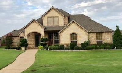 Mansfield TX Single Family Home For Sale: $399,900