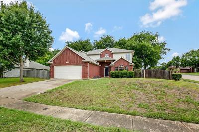 Grand Prairie Single Family Home For Sale: 4503 Malvern Hill Road