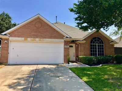 Irving Single Family Home For Sale: 10120 Norman Court