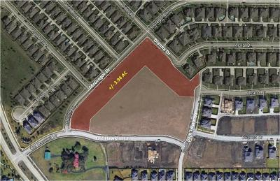 Frisco Residential Lots & Land For Sale: Tbd McGregor Drive