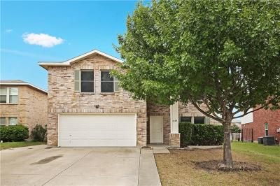 Fort Worth TX Single Family Home For Sale: $241,000