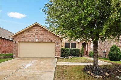 Fort Worth Single Family Home For Sale: 12317 Dogwood Springs Drive