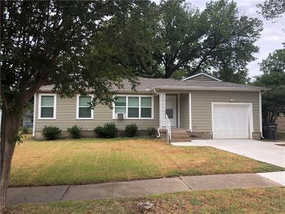 Wylie Single Family Home For Sale: 326 S 3rd Street